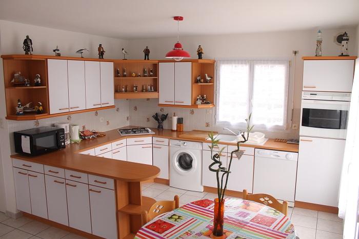 Location de vacances tr ffiagat le guilvinec for Vaisselle de cuisine